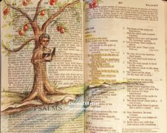 He Is Risen Beautiful Easter Bible Art by OvercomersArt on Etsy