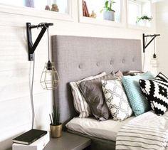 Smart idée med sänglampor