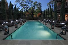 I would like to be at this hotel in Napa right now please