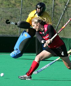 Monique Wilson attended Lincoln University on a hockey scholarship, graduating in 2012 with a Bachelor of Commerce.
