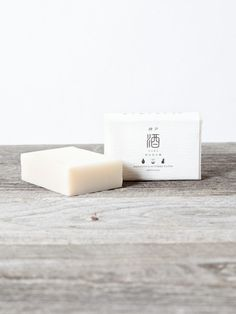 Kobe Sake Soap