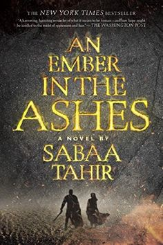 "From Public Radio International: ""An Ember in the Ashes could launch Sabaa Tahir into JK Rowling territory…It has the addictive quality of The Hunger Games combined with the fantasy of Harry Potter and the brutality of Game of Thrones."" Add Audible narration for $12.99."