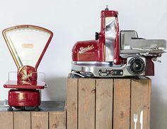 Meat Slicers, Butcher Shop, Restaurant Kitchen, Popcorn Maker, Restoration, Kitchen Appliances, Tools, Crafts, Vintage