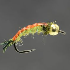 Fly Fish Food -- Fly Tying and Fly Fishing : Egan's GTI Caddis