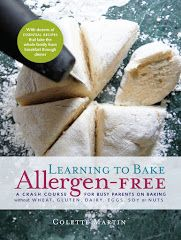 Learning to Eat Allergy-Free: Recipes