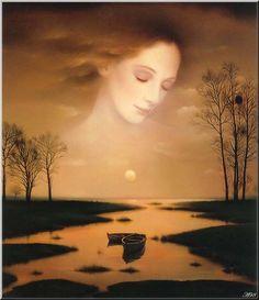 Jean-Paul Avisse - Mother Earth
