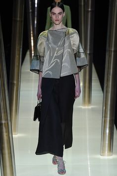 Armani Privé - Spring 2015 Couture - Look 15 of 64