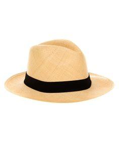 Chapéu ABA de Palha