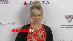 Amy Ruffle | 2014 Australians in Film Awards | Red Carpet