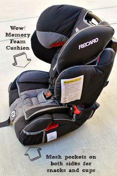 jan. 11 Recaro Car Seat