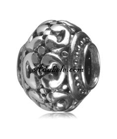 This beautiful lucky ancient gold lock .925 Sterling Silver European charm fits Pandora, Biagi Trollbeads, Chamilia, and most charm bracelets find out more at adabele.com