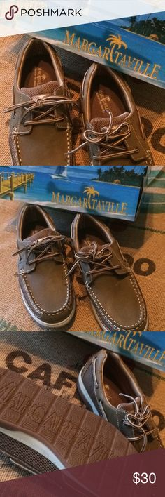 NWT Eddie Bauer Genuine Leather Full Sandal-Brown NWT Eddie Bauer Genuine Leather Full Sandal in Brown   Bundle in any Margaritaville Shirt for an additional $10 -Enjoy! Eddie Bauer Shoes Sandals & Flip-Flops