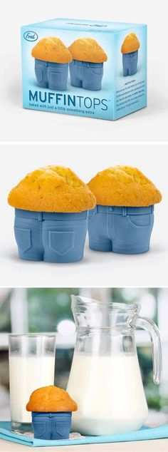Muffin tops?! Haha! #product_design #baking