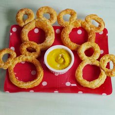 Pretzels: more fun with ears.