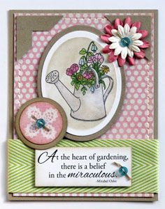 Inspiration Blooms - Inky Antics