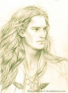ANGROD : Tercer hijo de Finarfin, que con su hermano Aegnor defendió las laderas septentrionales de Dorthonion, muerto en Dagor Bragollach.