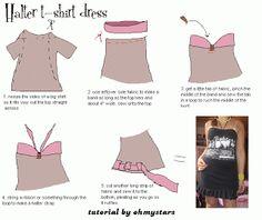 Como reciclar ropa : cositasconmesh