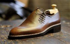 Stefano Bemer bespoke shoe