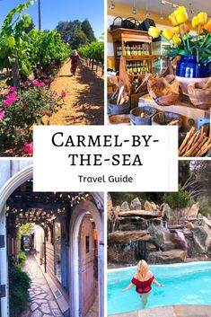 If it isn't already, add the forested fairytale village of Carmel-by-the-Sea to your travel bucket list. The quaint seaside village is on the California coast just two hours south of San Fran… Carmel California, Visit California, California Coast, Monterey California, Northern California Travel, Venice Beach California, California California, California History, Places To Travel