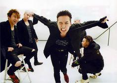 BIGBANG | ANAN Magazine