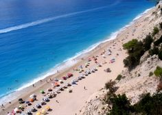 Egremni, a beach to remember Exotic Beaches, Greek Islands, More Photos, Greece, Water, Outdoor, Beautiful, Greek Isles, Greece Country