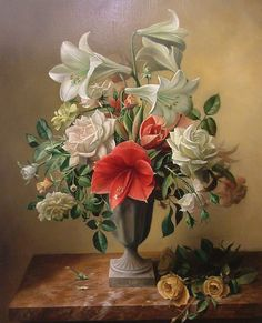 Pieter Wagemans paintings