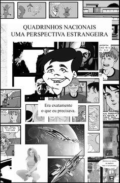 """(TCC) Quadrinhos Nacionais: Uma Perspectiva Estrangeira (UNIVAP), """"preview"""" de Carlos Campos PG12"""