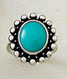 Santorini Turquoise Ring #JamesAvery