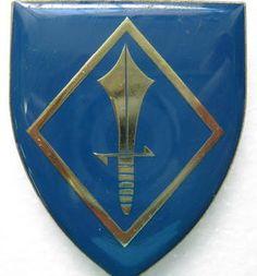 East Park Commando. Authorised 31 August 1976. Located at Johannesburg.