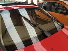 BMW  E39 フラットワイパー化
