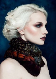 Victoria Monvoisin for Estetica Magazine--gorgeous shoot!