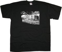 610f85bf Garth Marenghi's Darkplace Hospital T shirt from Old Skool Hooligans. Most  underrated TV show of