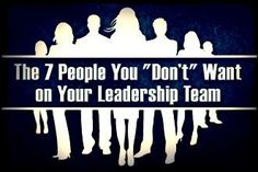 "The 7 People You ""Do"