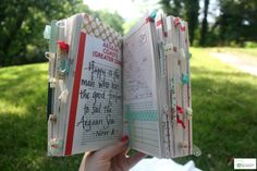 Altered Country Travel Journal- Turkey