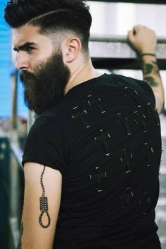 Chris John Millington #beard