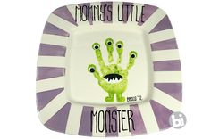 Mommy's Little Monster from Bisque Imports