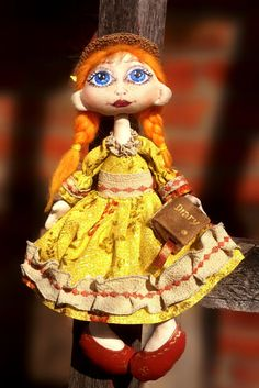 Hey, I found this really awesome Etsy listing at https://www.etsy.com/listing/231075676/anne-of-green-gables-doll-ooak-doll-rag