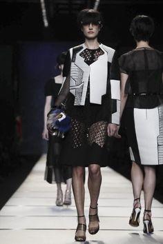 Fendi @ Milan Womenswear S/S 2014 - SHOWstudio - The Home of Fashion Film