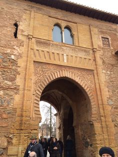 Al Hambra, Grenada, Spain Grenada Spain, Islamic Architecture, Moorish, Beautiful Buildings, Palaces, Granada, Monuments, Civilization, Barcelona Cathedral