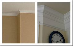 Crown Molding Fixes