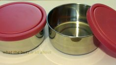 MIRA Lunch Box, Snack Box, Stainless Steel 2 Container Set Review