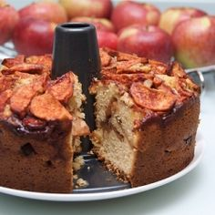 Honey Walnut Baked Apples | Recipe | Baked apples, Honey and Apples