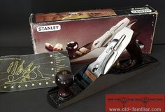 Stanley Bailey Hobel 5 sehrguter Zustand / Stanley Bailey plane 5 good condition