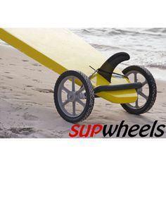 Amazon.com: SUP Wheels Stand Up Paddleboard and Surfboard Trailer: Sports & Outdoors
