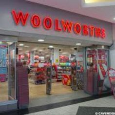 Shopping and milkshakes My sister's 1st job was here. I called it Werewolves