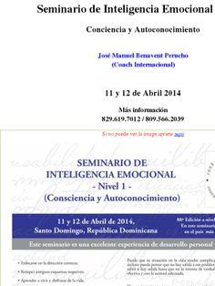 Seminario de Inteligencia Emocional I