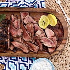 Grilled lamb recipes include grilled lamb chops with roasted garlic and juicy lamb burgers. Plus more grilled lamb recipes. Lamb Recipes, Greek Recipes, Wine Recipes, Vegetarian Recipes, Cooking Recipes, Rabbit Recipes, Smoker Recipes, Keto Recipes, Chicken Recipes
