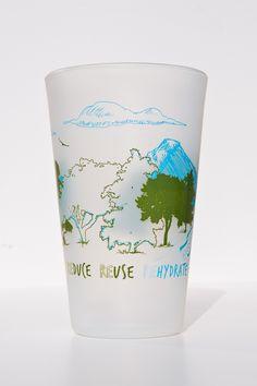 reduce, reuse, rehydrate pint