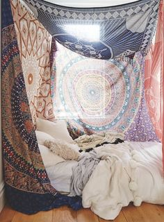 Urban outfitters boho bed