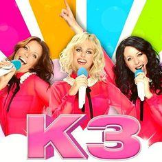 K3 Fans - De pagina voor alle K3 fans.  De leukste fotos van Karen Kristel en Josje en ook Kathleen. ♥